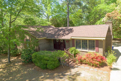 Greenville Single Family Home Active Contingent: 1303 Rondo Drive