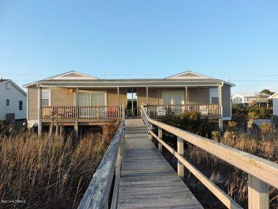 Carteret County Condo/Townhouse For Sale: 1301 Ocean Drive #West