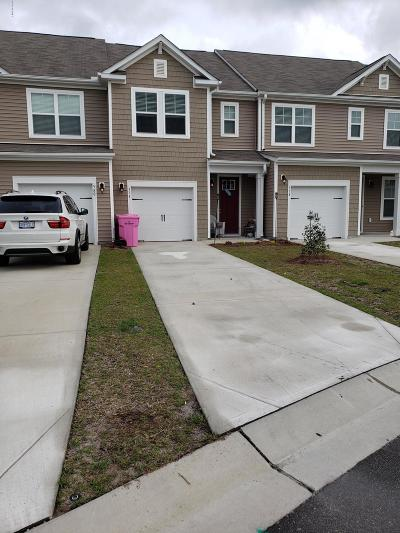 New Hanover County Condo/Townhouse For Sale: 578 Orbison Drive