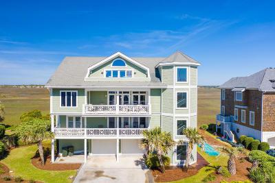 Wrightsville Beach Single Family Home For Sale: 2613 N Lumina Avenue