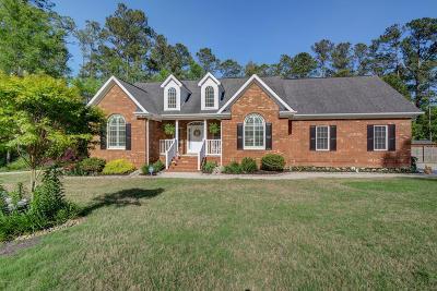 Brunswick County Single Family Home For Sale: 1168 Lexington Avenue NE