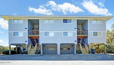 Caswell Beach Condo/Townhouse For Sale: 3 Foxfire Trace