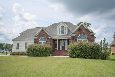 New Bern Single Family Home For Sale: 106 Wingate Drive