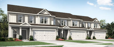 New Hanover County Condo/Townhouse For Sale: Lot 21 Finch Lane