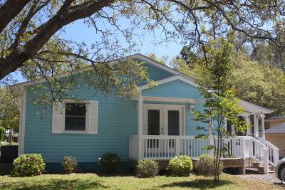 Oak Island Single Family Home For Sale: 226 NE 47th Street