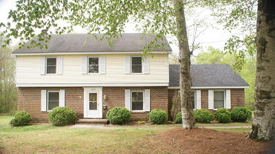 Nash County Single Family Home For Sale: 2840 Jason Drive