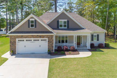 Greenville Single Family Home For Sale: 3512 Devereux Lane