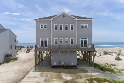 Onslow County Single Family Home For Sale: 1330 New River Inlet Road