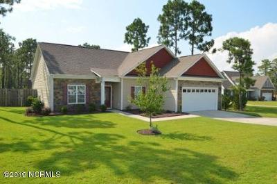 Onslow County Single Family Home For Sale: 271 Inverness Drive