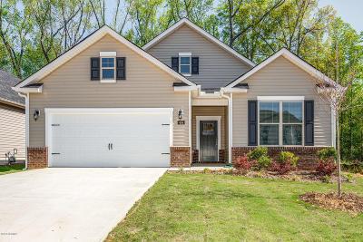 Rocky Mount Single Family Home For Sale: 464 Golden Villas Drive