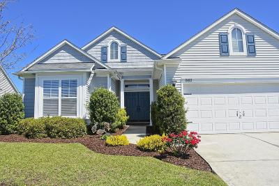 Calabash NC Single Family Home For Sale: $242,000