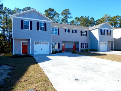 Jacksonville Condo/Townhouse For Sale: 302 Kenan Loop