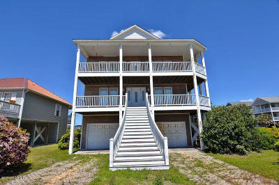 Onslow County Single Family Home For Sale: 2011 N New River Drive
