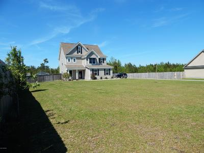 Onslow County Single Family Home For Sale: 403 Stanford Court