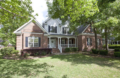 New Hanover County Single Family Home For Sale: 4321 Winforde Road