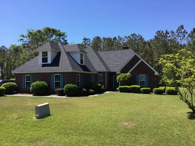 Onslow County Single Family Home For Sale: 505 Seascape Drive