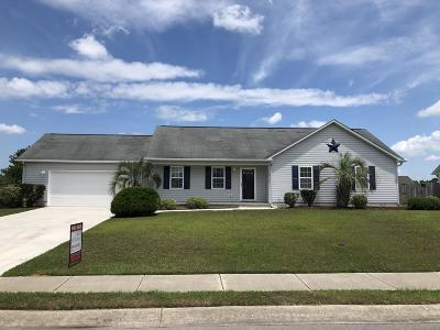 Richlands Single Family Home For Sale: 117 Airleigh Place