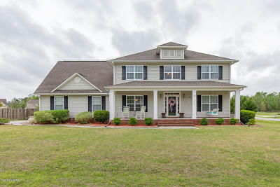 Jacksonville Single Family Home For Sale: 229 S River Drive