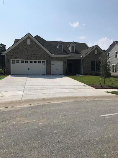 Calabash Single Family Home Pending: 9153 Oldfield Road