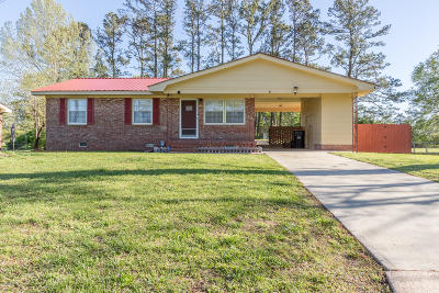 Jacksonville Single Family Home For Sale: 118 Oxford Drive