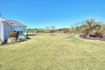 Brunswick County Single Family Home For Sale: 3024 Beachcomber Drive