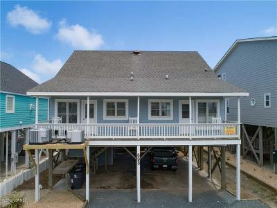 Brunswick County Single Family Home For Sale: 693 Ocean Boulevard W