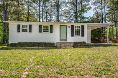 Nashville Single Family Home For Sale: 2523 Red Oak Road