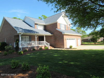 Morehead City NC Single Family Home For Sale: $325,000