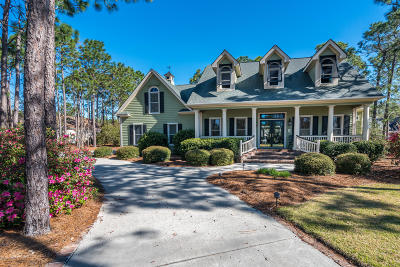 Brunswick County Single Family Home For Sale: 4018 Members Club Boulevard SE