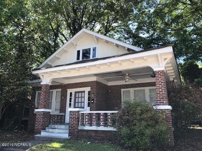 Greenville Single Family Home For Sale: 404 S Library Street