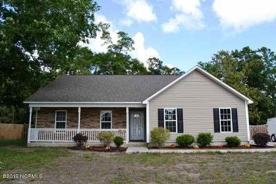 Jacksonville Single Family Home Active Contingent: 281 Haws Run Road