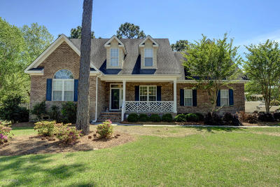 New Hanover County Single Family Home For Sale: 4820 Wedgefield Drive