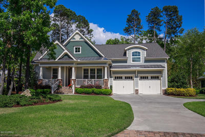 Southport Single Family Home For Sale: 3494 Majestic Drive