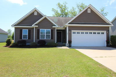 Greenville NC Single Family Home For Sale: $162,500