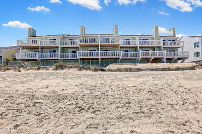 Kure Beach Condo/Townhouse Active Contingent: 1304 Sand Dollar Court #1304