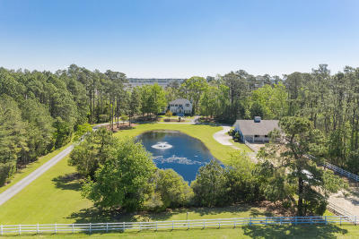 Morehead City Single Family Home For Sale: 228 Munden Farm Road