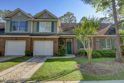 New Hanover County Condo/Townhouse For Sale: 233 Racine Drive #8