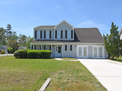 Brunswick County Single Family Home For Sale: 687 Windsor Drive SE