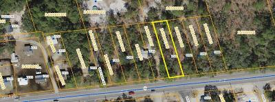 Brunswick County Residential Lots & Land For Sale: 7000 Beach Drive SW