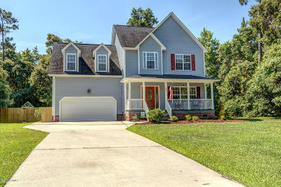 Single Family Home For Sale: 114 Shellbank Drive