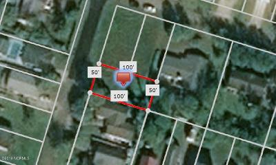 New Hanover County Residential Lots & Land For Sale: 803 S Sixth Street