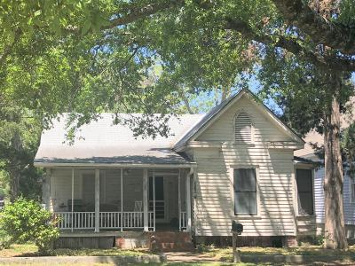 28461 Single Family Home For Sale: 216 W Nash Street