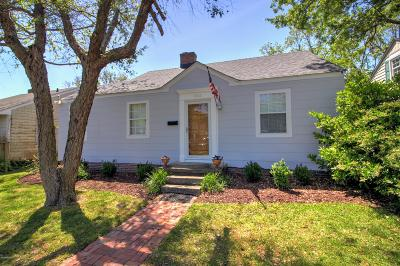Morehead City Single Family Home For Sale: 102 S 28th Street