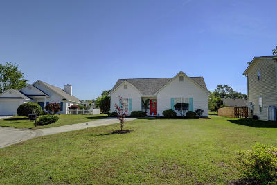 New Hanover County Single Family Home For Sale: 4326 Lakemoor Drive