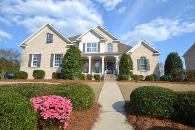 Greenville Single Family Home For Sale: 301 Rolling Hills Court