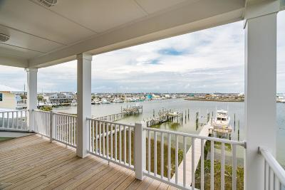 Atlantic Beach Single Family Home For Sale: 107 Shore Drive