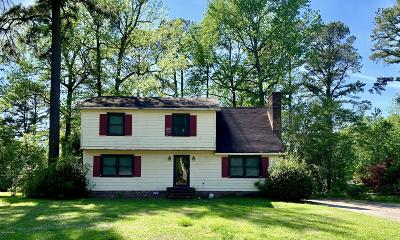 Greenville Single Family Home For Sale: 404 Westhaven Road