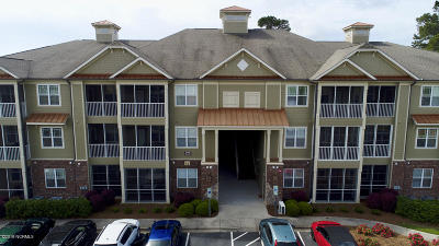 Calabash Condo/Townhouse For Sale: 395 S Crow Creek Drive #1414