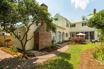 New Bern Single Family Home For Sale: 211 Johnson Street