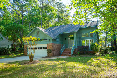 Sunset Beach Single Family Home For Sale: 428 Egret Drive